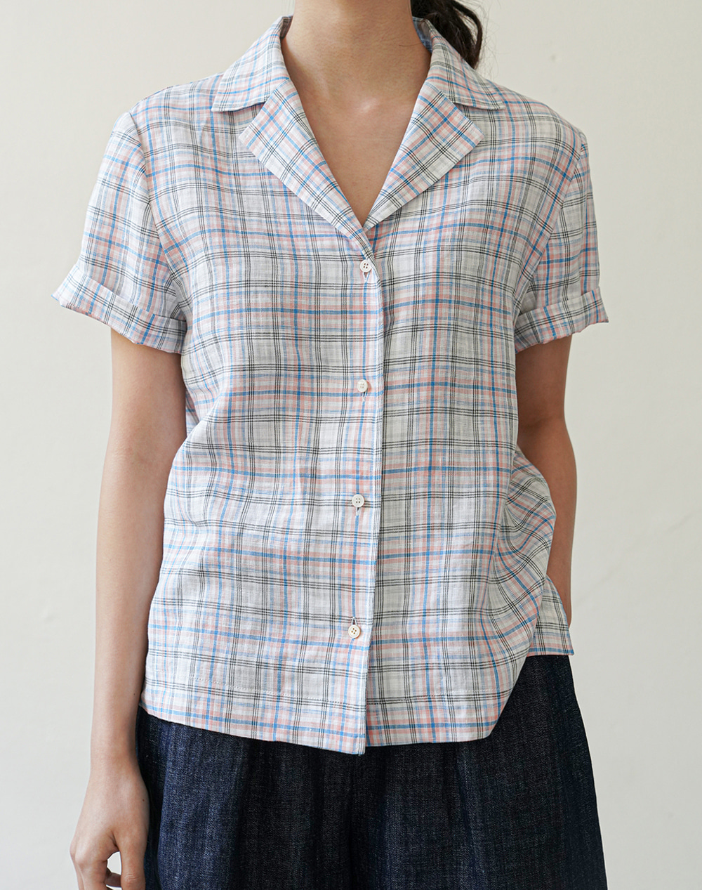 Dandelion Checked Shirts